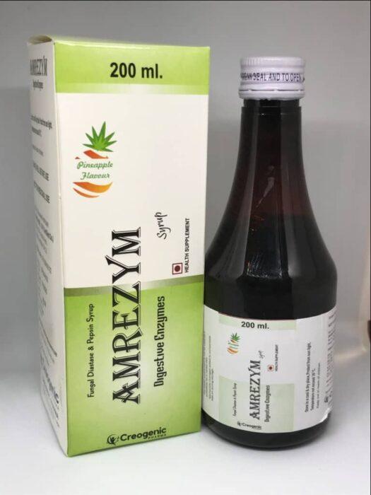 Fungal Diastase + Pepsin + Enzyme