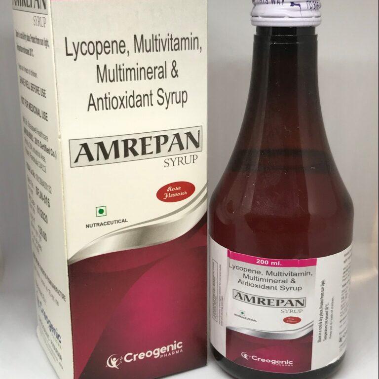 Lycopene + Multivitamin + Multiminerals + Zinc + Vitamin B Complex