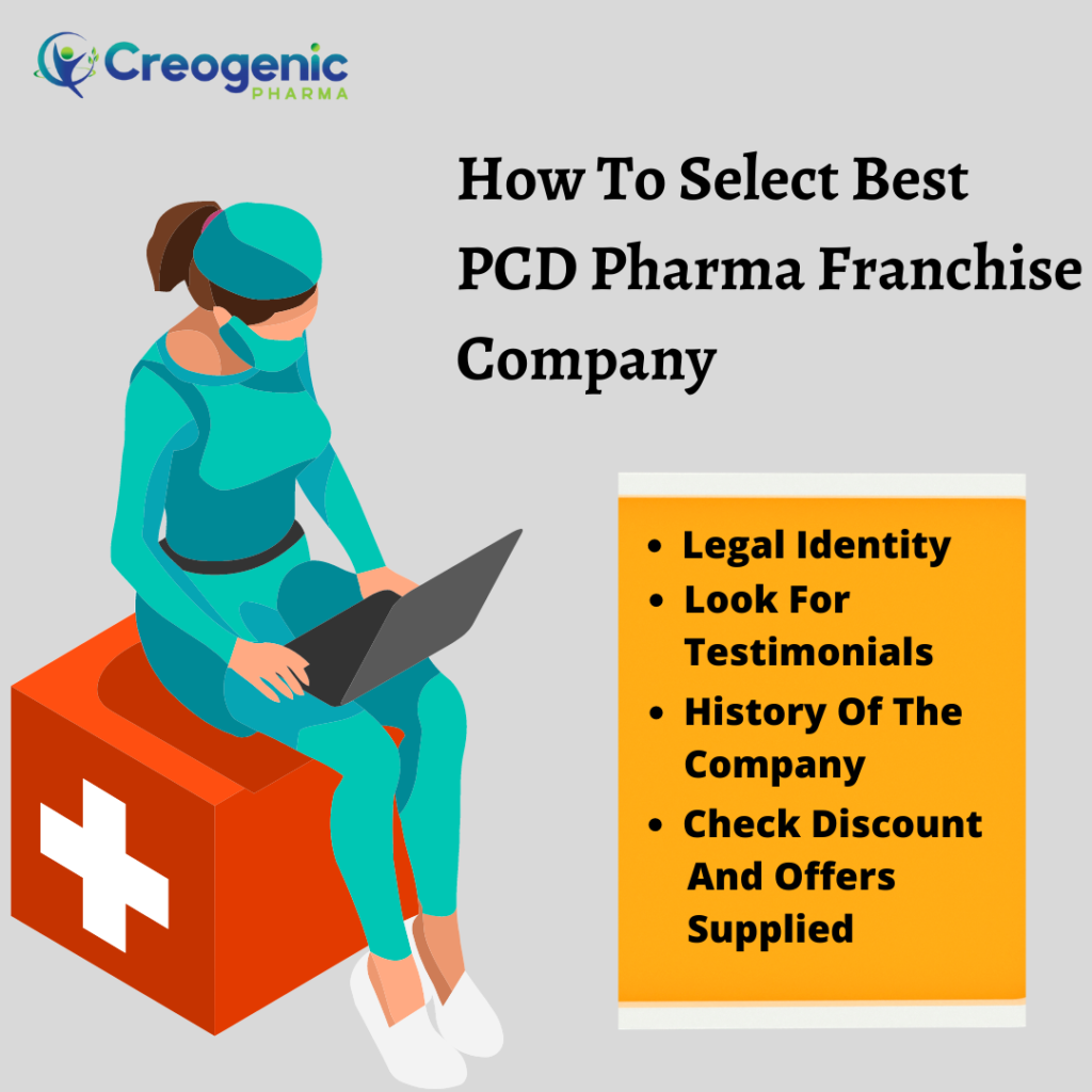 How To Select Best PCD Pharma Franchise Company