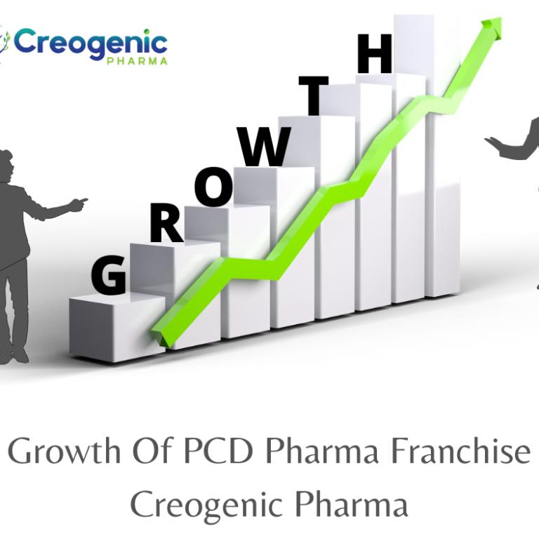 Growth of PCD Pharma Franchise