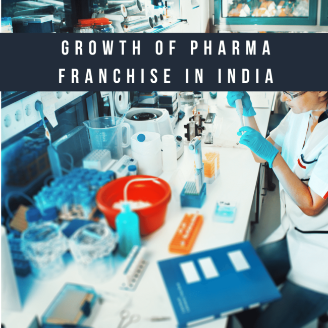 Growth Of Pharma Franchise in India