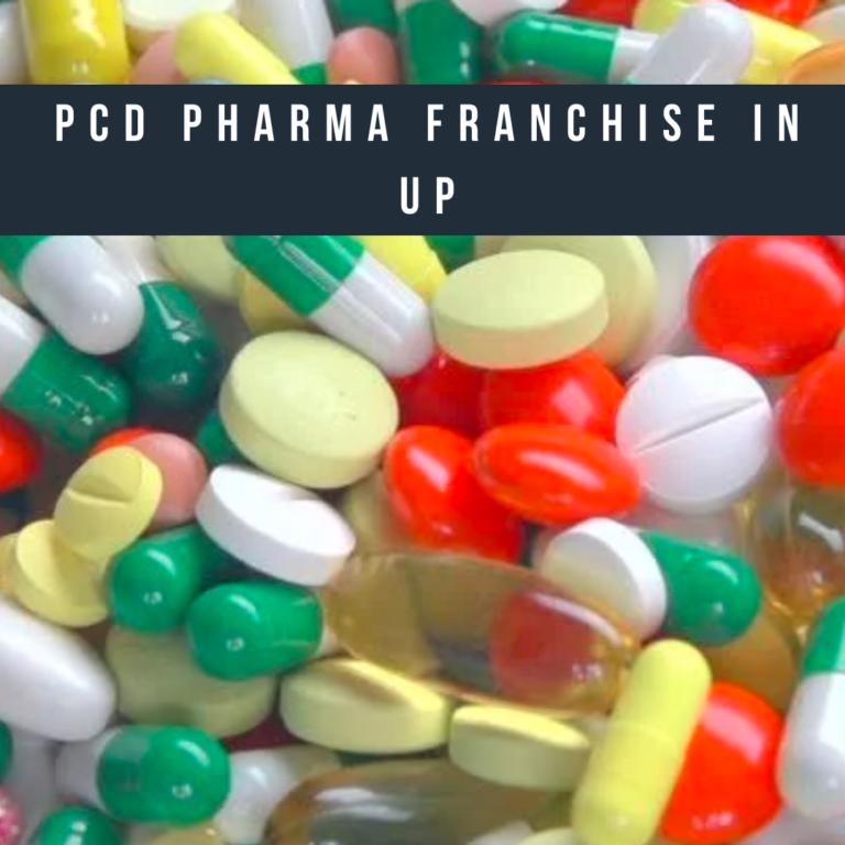 PCD Pharma Franchise UP
